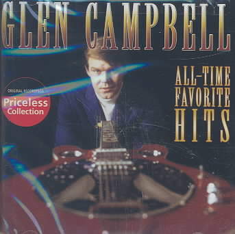 ALL-TIME GREATEST HITS BY CAMPBELL,GLEN (CD)