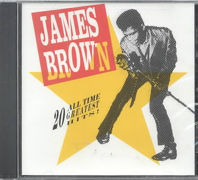 20 ALL TIME GREATEST HITS BY BROWN,JAMES (CD)