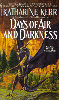 Days of Air and Darkness By Kerr, Katharine