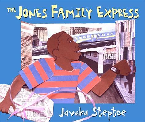 The Jones Family Express By Steptoe, Javaka
